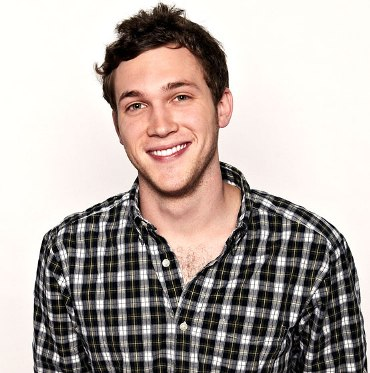 Phillip Phillips (born September 20, 1990) is from Leesburg, Georgia, he is 21 years old. He auditioned in North Charleston, South Carolina.