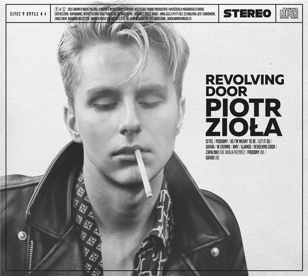 Piotr zioła – revolving door