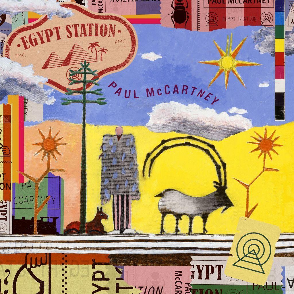 """The Beatles Polska: Recenzja albumu """"Egypt Station"""" - Wyspa.fm"""
